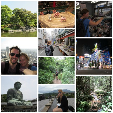 Japan Collage
