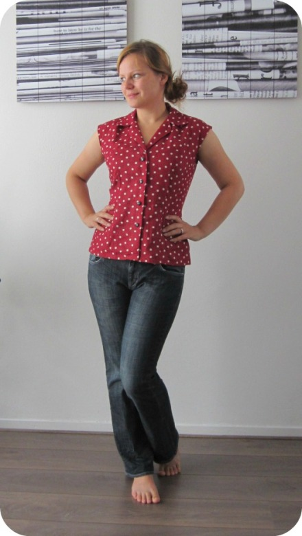 Edith blouse 7
